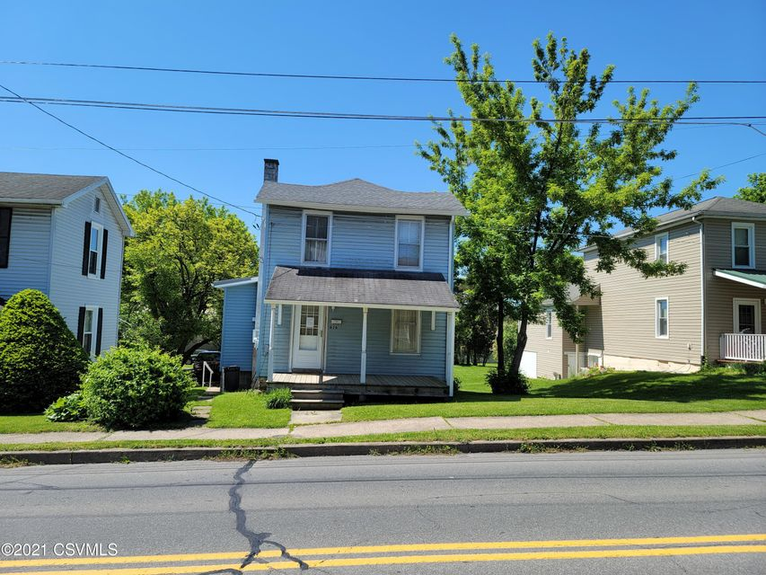 626 MAHONING Street, Milton, PA 17847