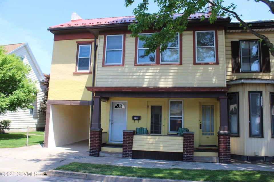 228 WALNUT Street, Sunbury, PA 17801