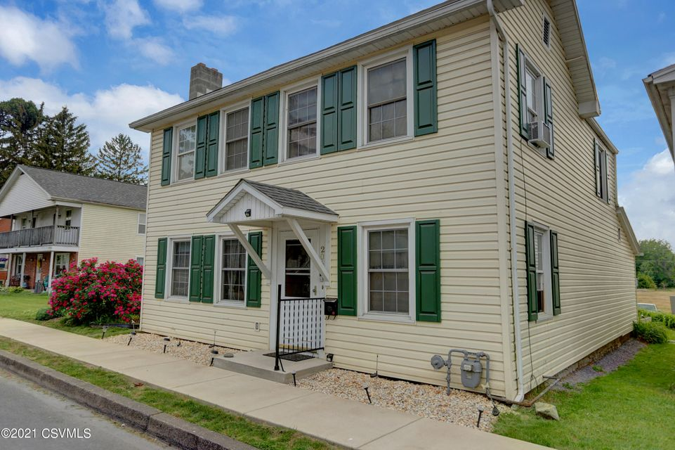 206 S HIGH Street, Selinsgrove, PA 17870