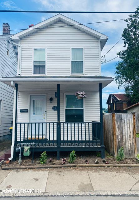 47 N 8TH Street, Sunbury, PA 17801