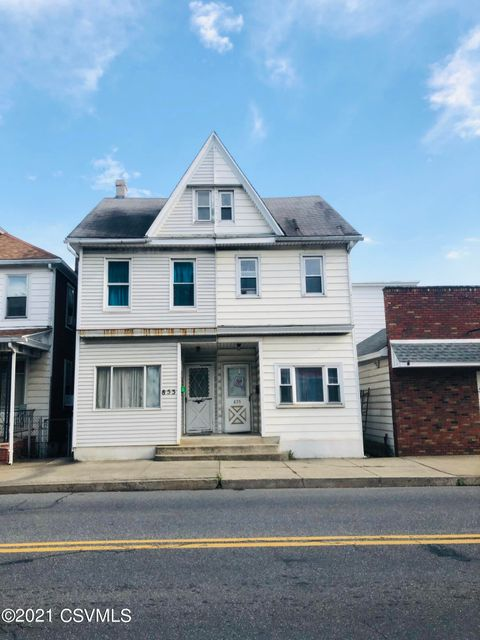 855 CHESTNUT Street, Kulpmont, PA 17834