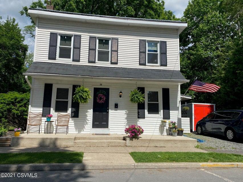 78 BROWN Street, Lewisburg, PA 17837