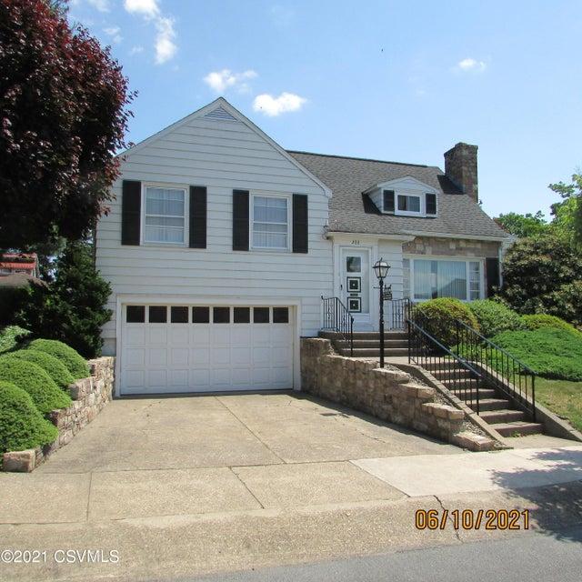 288 WASHINGTON Avenue, Sunbury, PA 17801
