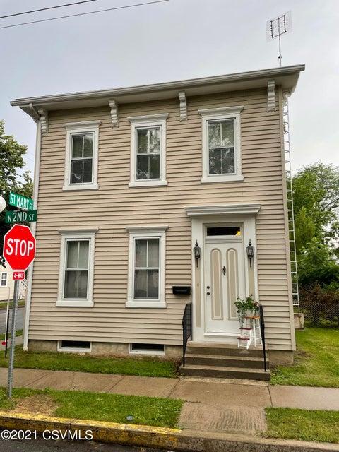 201 N 2ND Street, Lewisburg, PA 17837