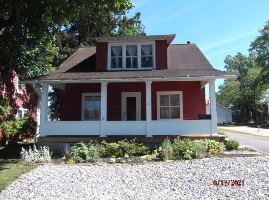 570 HILL Street, Middleburg, PA 17842