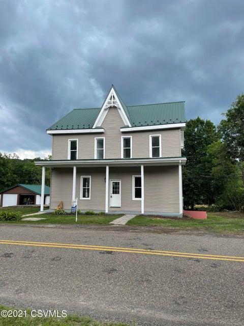 553 HALLOWING RUN Road, Sunbury, PA 17801