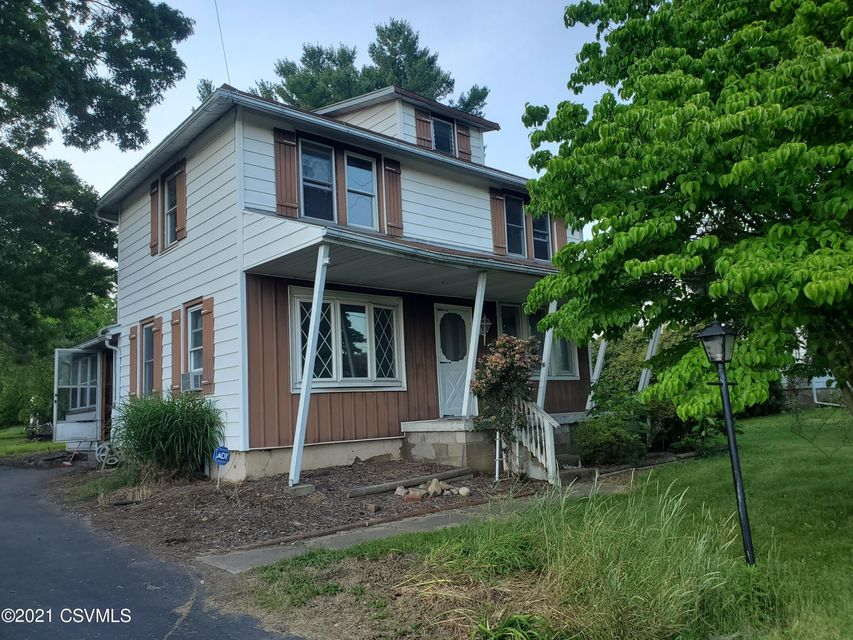 951 OLD DANVILLE Highway, Northumberland, PA 17857