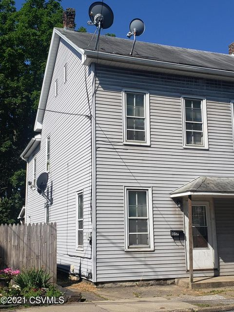 1057 REAGAN Street, Sunbury, PA 17801