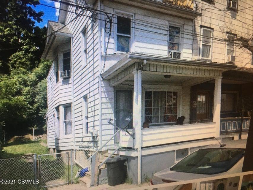 308 S 5TH Street, Shamokin, PA 17872