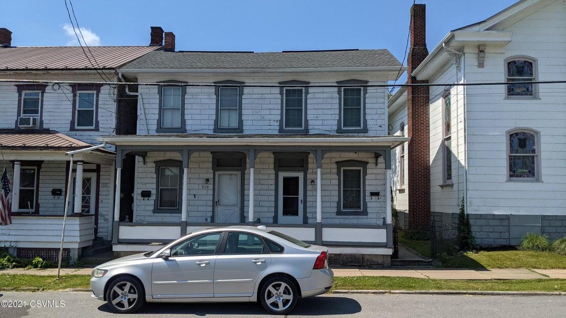 516-518 E FRONT Street, Danville, PA 17821