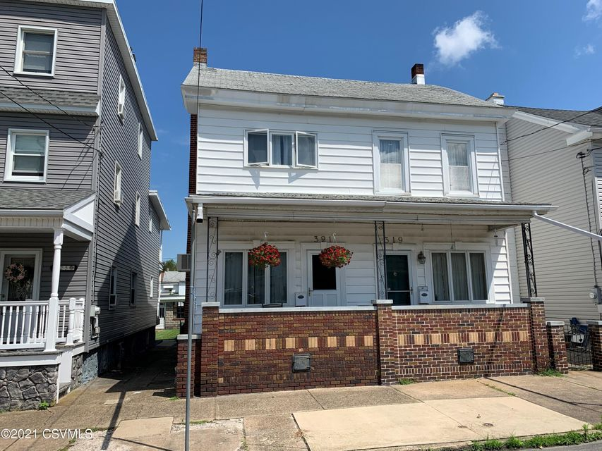 321 W 5TH Street, Mt. Carmel, PA 17851