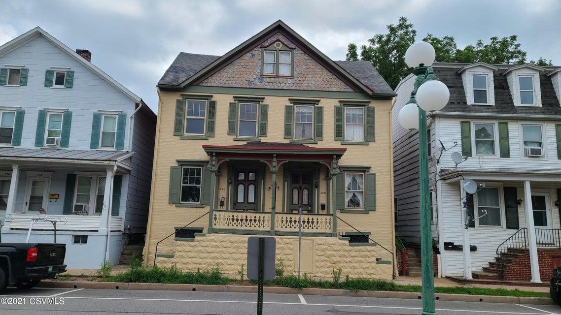 228-230 N 5TH Street, Lewisburg, PA 17837