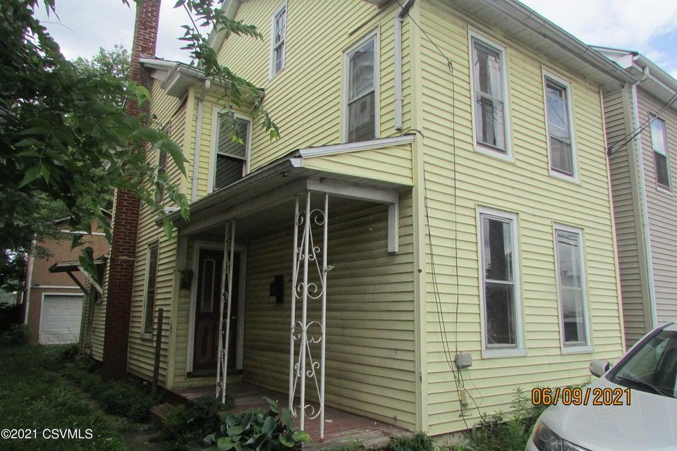 533 S RIVER Avenue, Sunbury, PA 17801