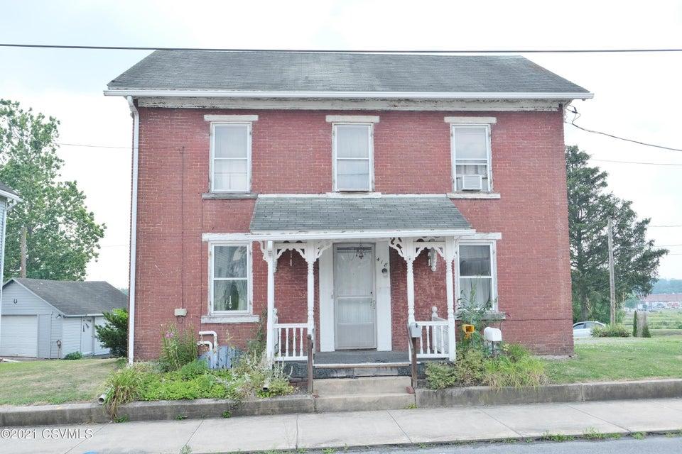418 SHAKESPEARE Avenue, Milton, PA 17847