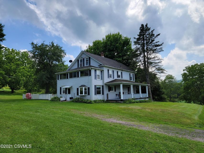 129 CEMETERY HILL Road, Shickshinny, PA 18655
