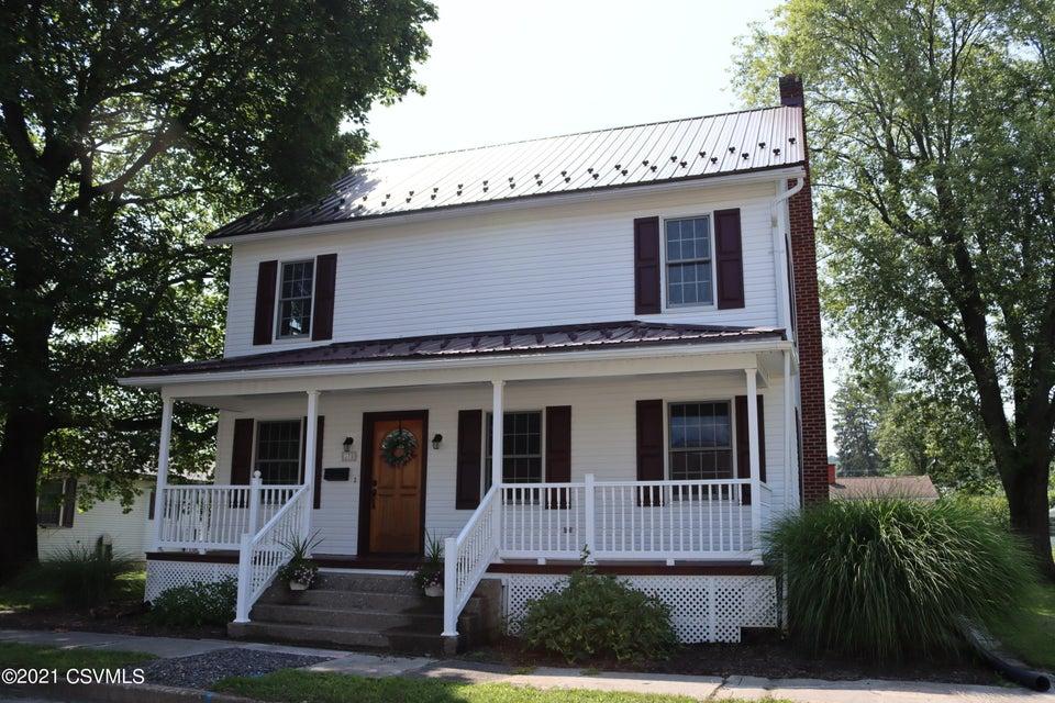 335 THOMPSON Street, Mifflinburg, PA 17844