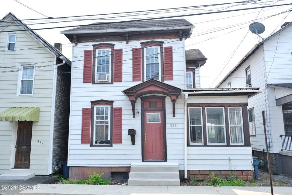 539 LINE Street, Sunbury, PA 17801