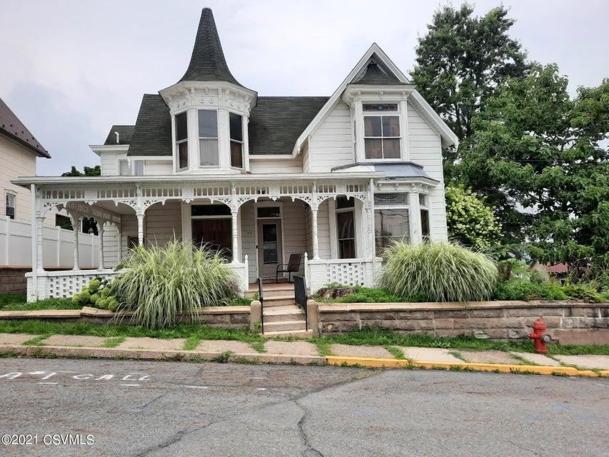 72 VINE Street, Elizabethville, PA 17023