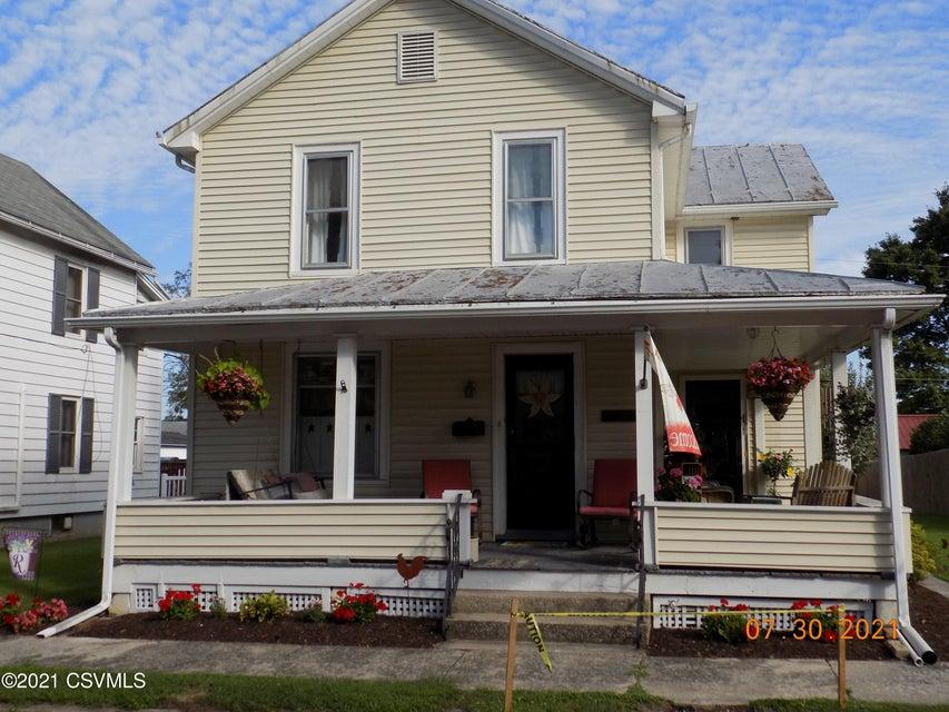 314 THOMPSON Street, Mifflinburg, PA 17844
