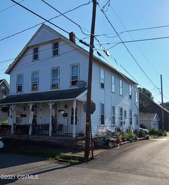 117-119 RIDGE Avenue, Milton, PA 17847