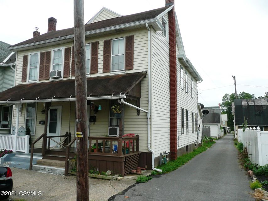 200 HEPBURN Street, Milton, PA 17847