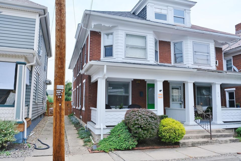 214 W SNYDER Street, Selinsgrove, PA 17870