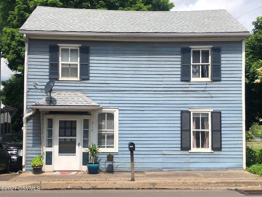 313 MAIN Street, Orangeville, PA 17859