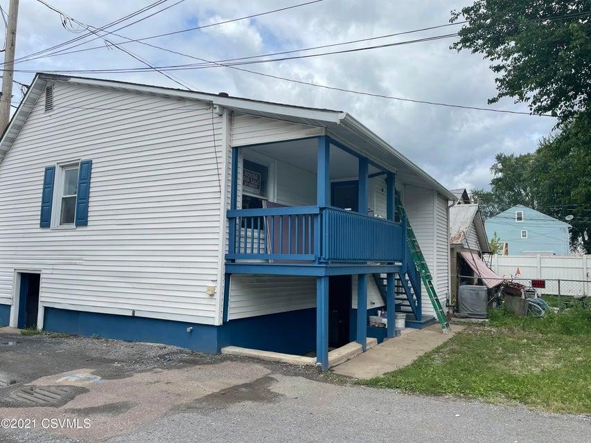 439 N 2ND REAR Street, Sunbury, PA 17801
