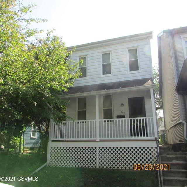 406 N 9TH Street, Sunbury, PA 17801