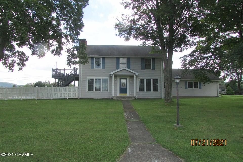 6 HILLCREST Drive, Elysburg, PA 17824