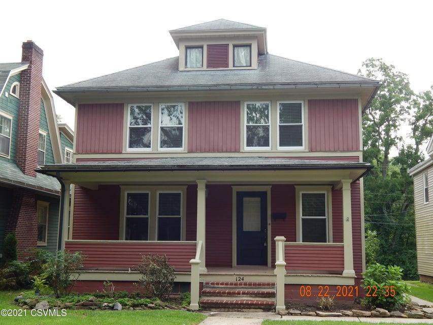124 BROWN Street, Lewisburg, PA 17837