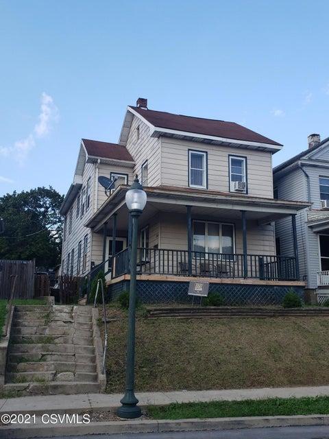 1040 WOLVERTON Street, Sunbury, PA 17801