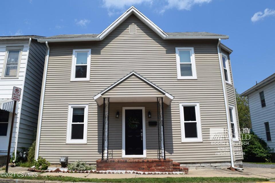 226 S 2ND Street, Lewisburg, PA 17837