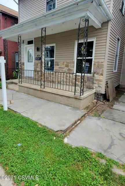 834 SUSQUEHANNA Avenue, Sunbury, PA 17801