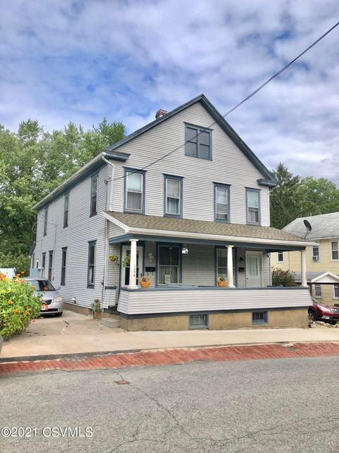 1054-1056 MASSER Street, Sunbury, PA 17801