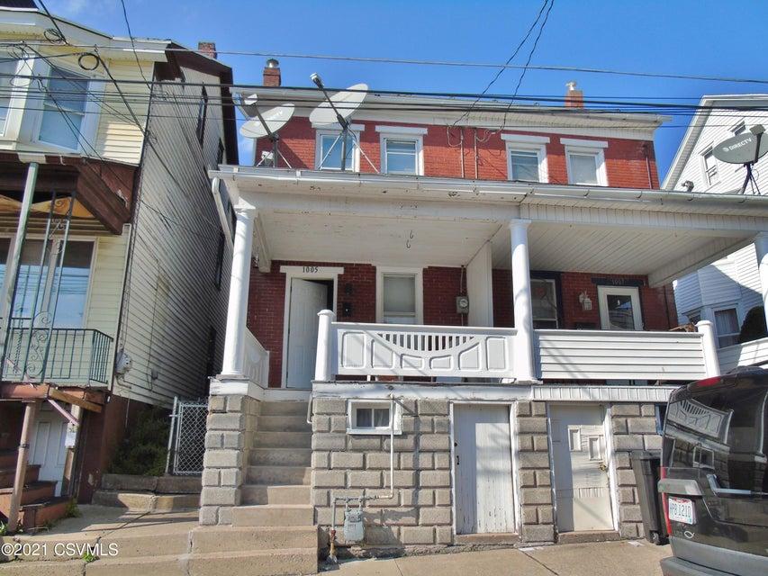 1005 E DEWART Street, Shamokin, PA 17872