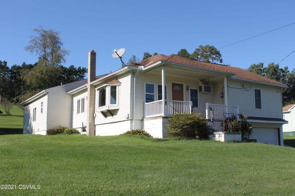 1109 OLD DANVILLE Highway, Northumberland, PA 17857