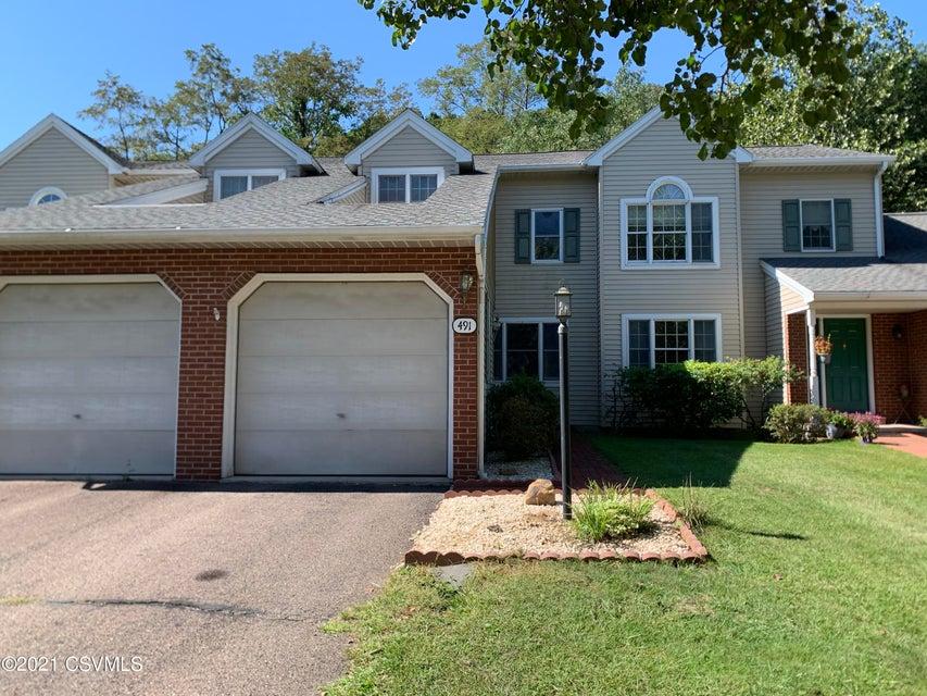 491 MEADOW Lane, Danville, PA 17821
