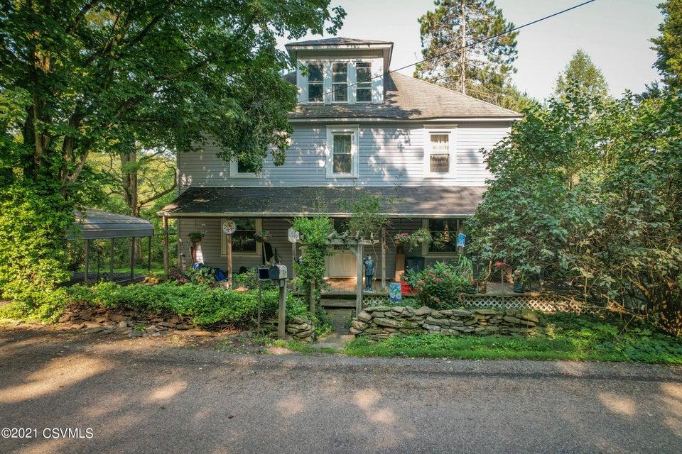 324 DODSON CEMETERY Road, Shickshinny, PA 18655