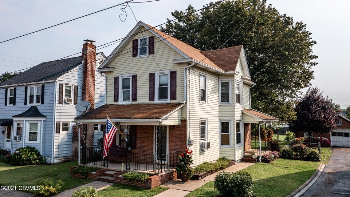 324 MONTGOMERY Street, Nescopeck, PA 18635