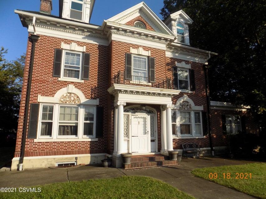 400 N FRONT Street, Sunbury, PA 17801