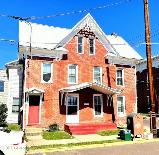61 E 3RD Street, Bloomsburg, PA 17815