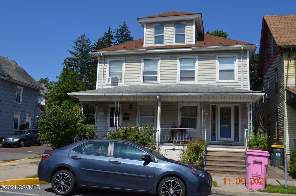 1202 WOLVERTON Street, Sunbury, PA 17801