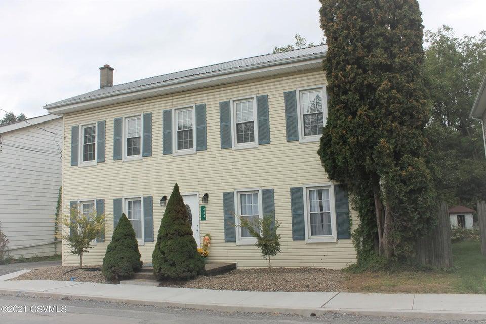444 MAIN Street, New Columbia, PA 17856