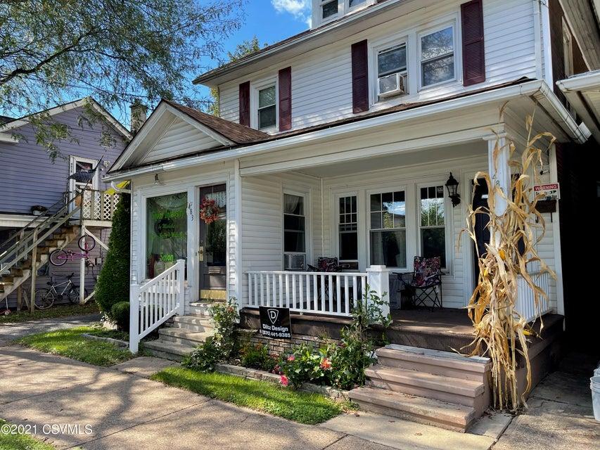 483 W MAIN Street, Bloomsburg, PA 17815