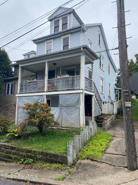 1400 HEMLOCK Street, Coal Township, PA 17866