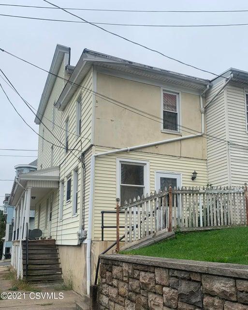 901 N SHAMOKIN Street, Shamokin, PA 17872