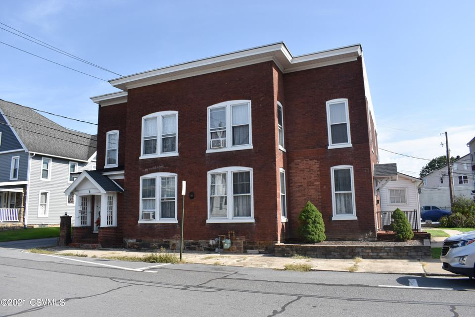 6 E BRIMMER Avenue, Watsontown, PA 17777