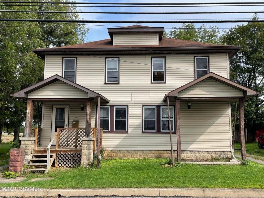 306 N 3RD Street, Mifflinburg, PA 17844