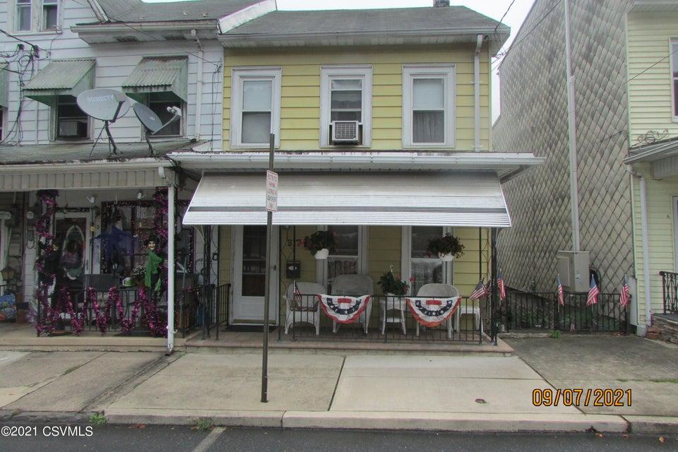 317 S SHAMOKIN Street, Shamokin, PA 17872